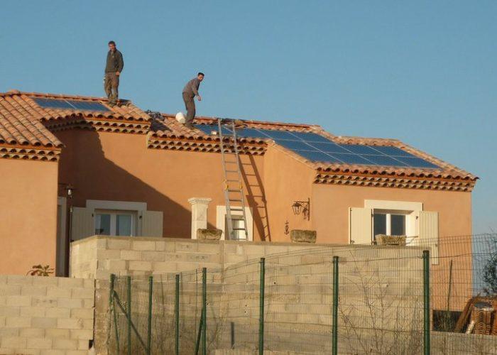 Installation et maintenance photovoltaïque pour particuliers